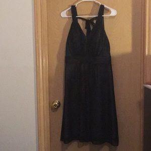 Cocktail Dress-Black
